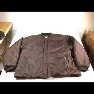 Vintage Remington Outdoor Coat Jacket Brown XL